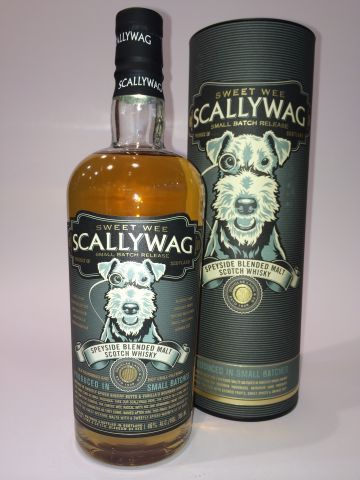 Scallywag Speyside Blend Whisky