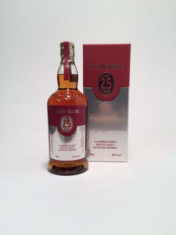 Springbank 25 Jahre 2014 Release