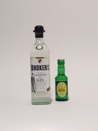 Brokers London Dry Gin 47