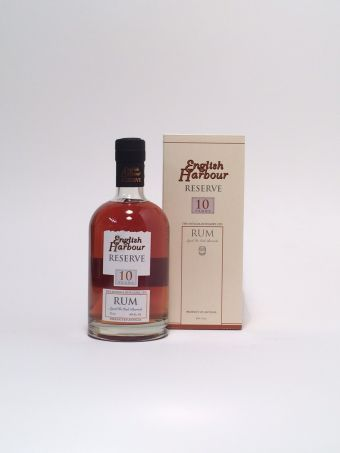 English Harbour Reserve 10 Jahre