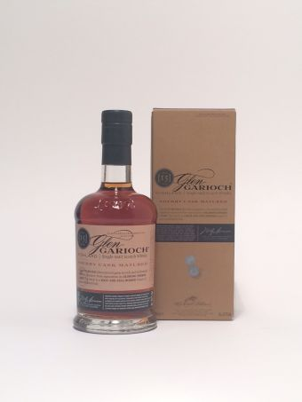 Glen Garioch 15 Jahre Sherry Cask Strength