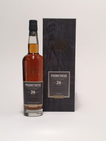 Prometheus Single Malt Speyside Whisky
