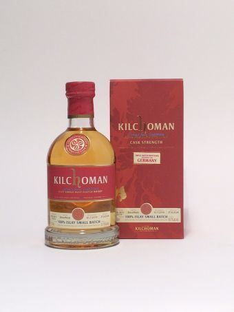 Kilchoman Germany Cask Strength 2014