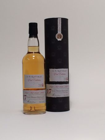 Glen Moray 17Jahre A.D. Rattray