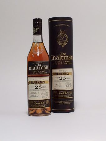Blair Athol 25 Jahre The Maltman