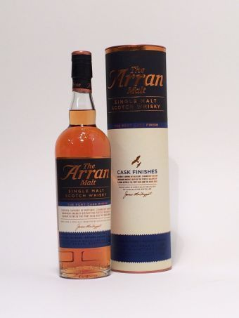 Arran Port Cask Finishes