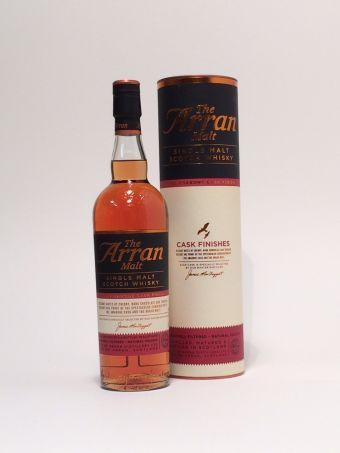 Arran Amarone Cask Finishes