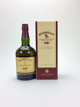 Redbreast 12 Jahre alt, Single Whiskey