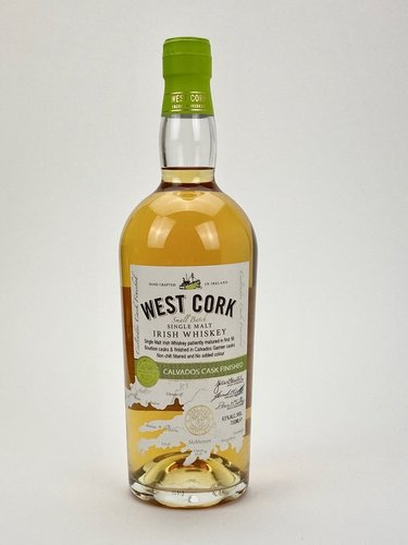 West Cork Calvados Cask Finish