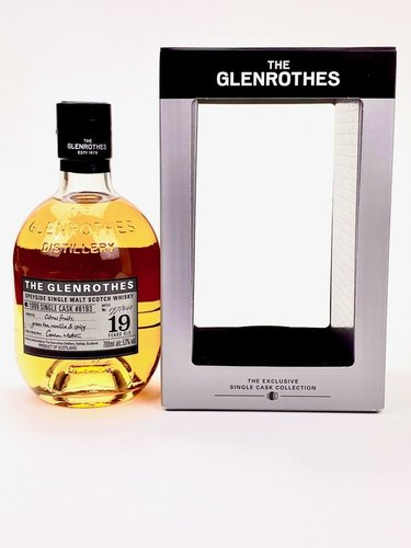 The Glenrothes Single Cask 19 Jahre